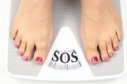 Збільшення ваги при клімаксі