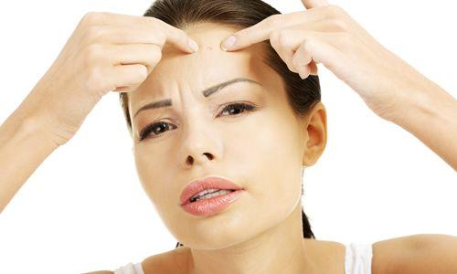 Проблема прищів на обличчі