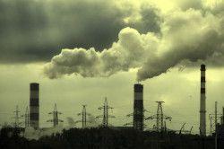 Забруднене повітря - причина раку легенів