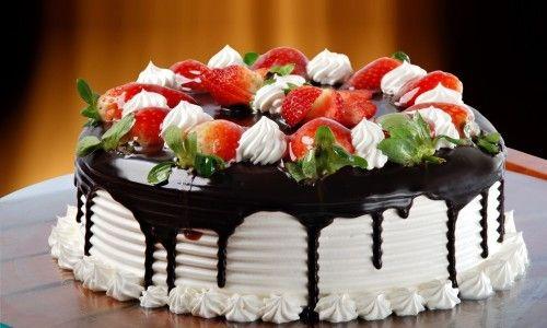 Рецепти тортів з шоколадною глазур`ю