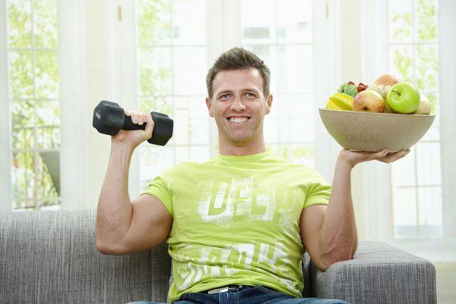 Рекомендації по правильному харчуванню для набору м`язової маси для чоловіків
