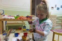 Зона дітей і творчості