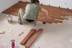 Дерево завжди в моді: підлогу в будинку своїми руками