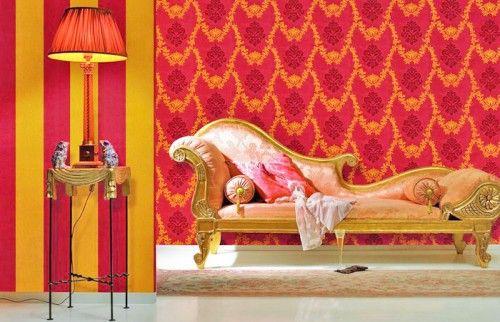 Драпірування стін тканиною - стильна обшивка своїми руками