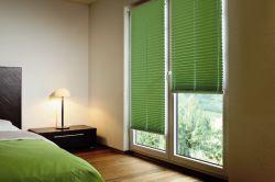 Найбільш підходящі моделі і варіанти штор для спальні