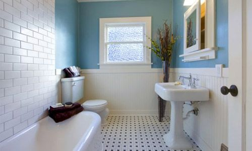 Різні дизайни ванних кімнат: стиль бароко і вікторіанський стиль