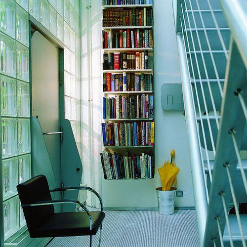 Створюємо місце для улюблених книг - домашня бібліотека